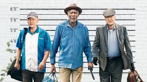 Cartaz do filme Despedida em Grande Estilo - O Filme
