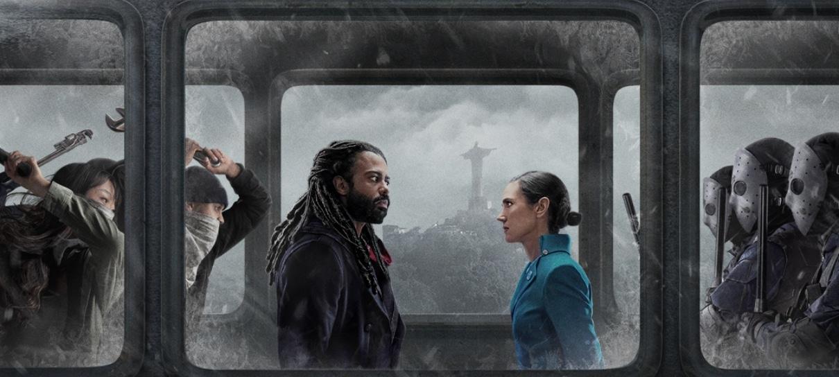 Cartaz do filme Expresso do Amanhã - O Filme