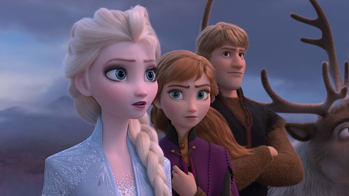 Filme Frozen 2