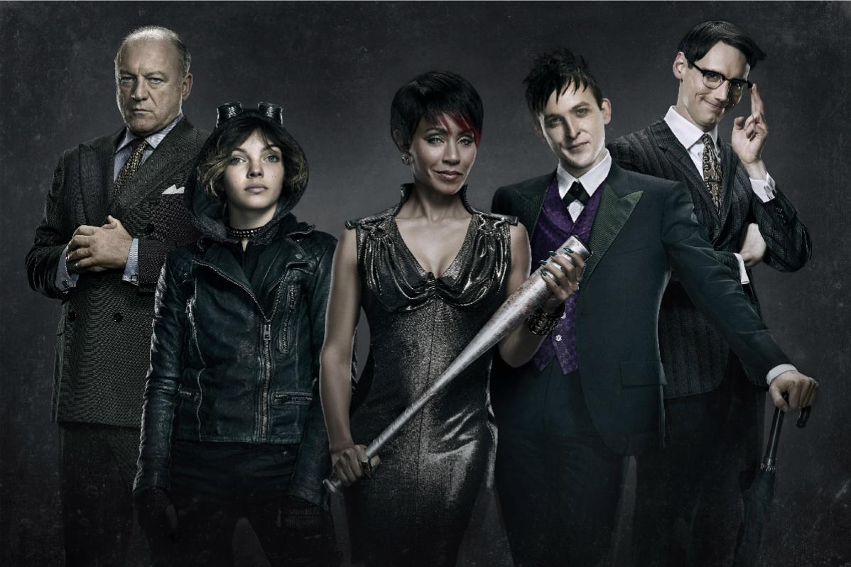 Cartaz do filme Gotham - O Filme