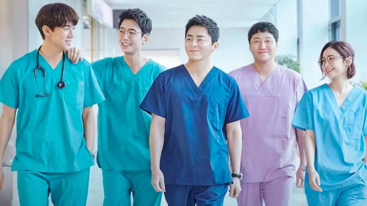 Filme Hospital Playlist