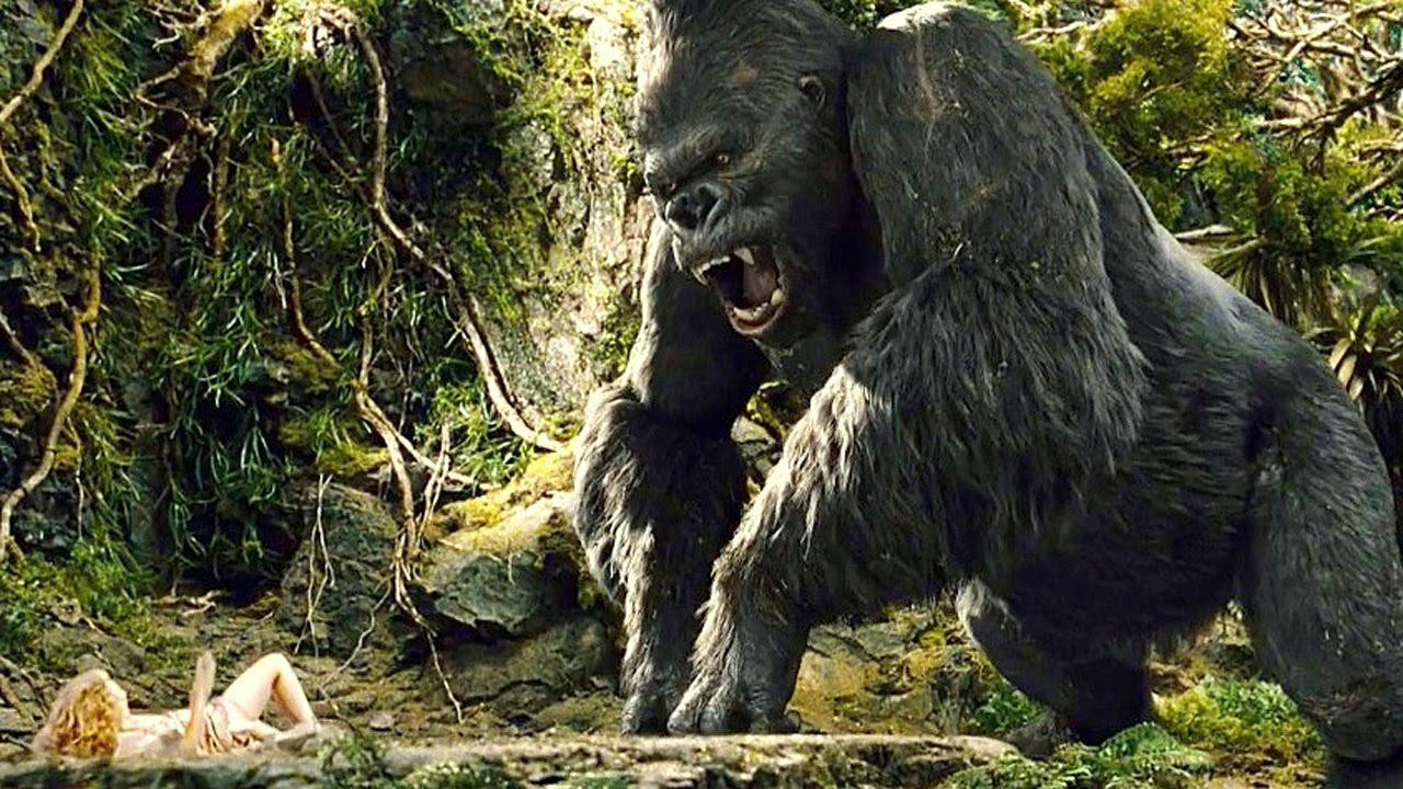 Melhores filmes de Ficção Científica - Cena do filme King Kong