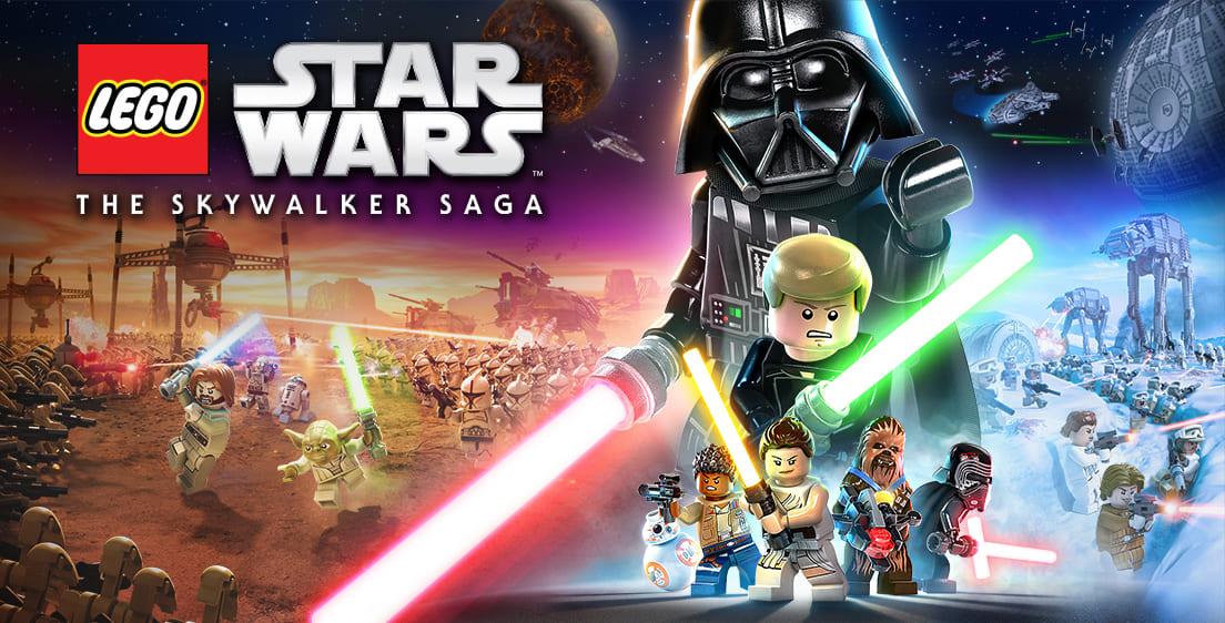 LEGO Star Wars: A Saga Skywalker | Novas artes do jogo foram disponibilizadas!
