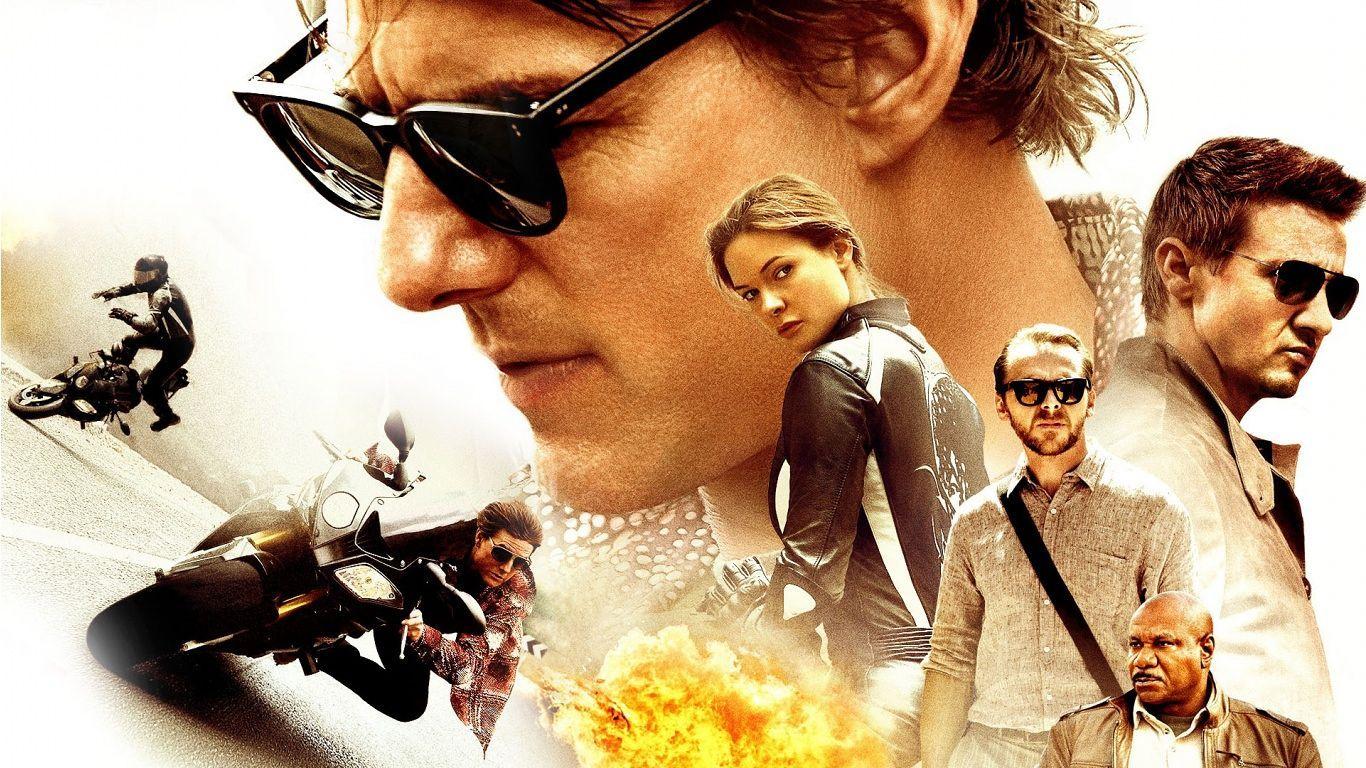 Cartaz do filme Missão Impossível: Nação Secreta - O Filme