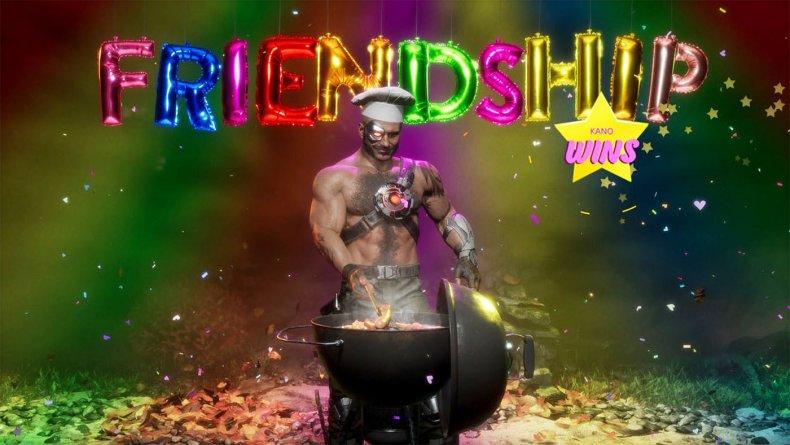 Mortal Kombat 11 | Trailer apresenta o retorno dos Friendships em nova atualização