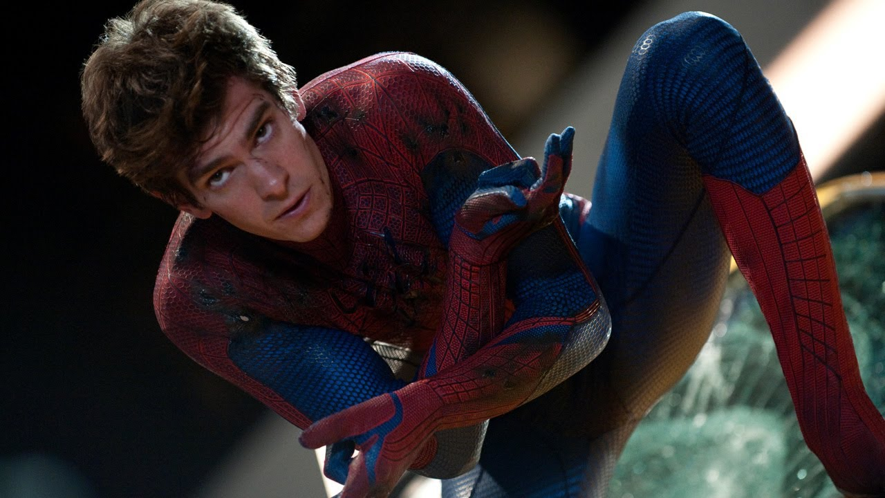 Cartaz do filme O Espetacular Homem-Aranha