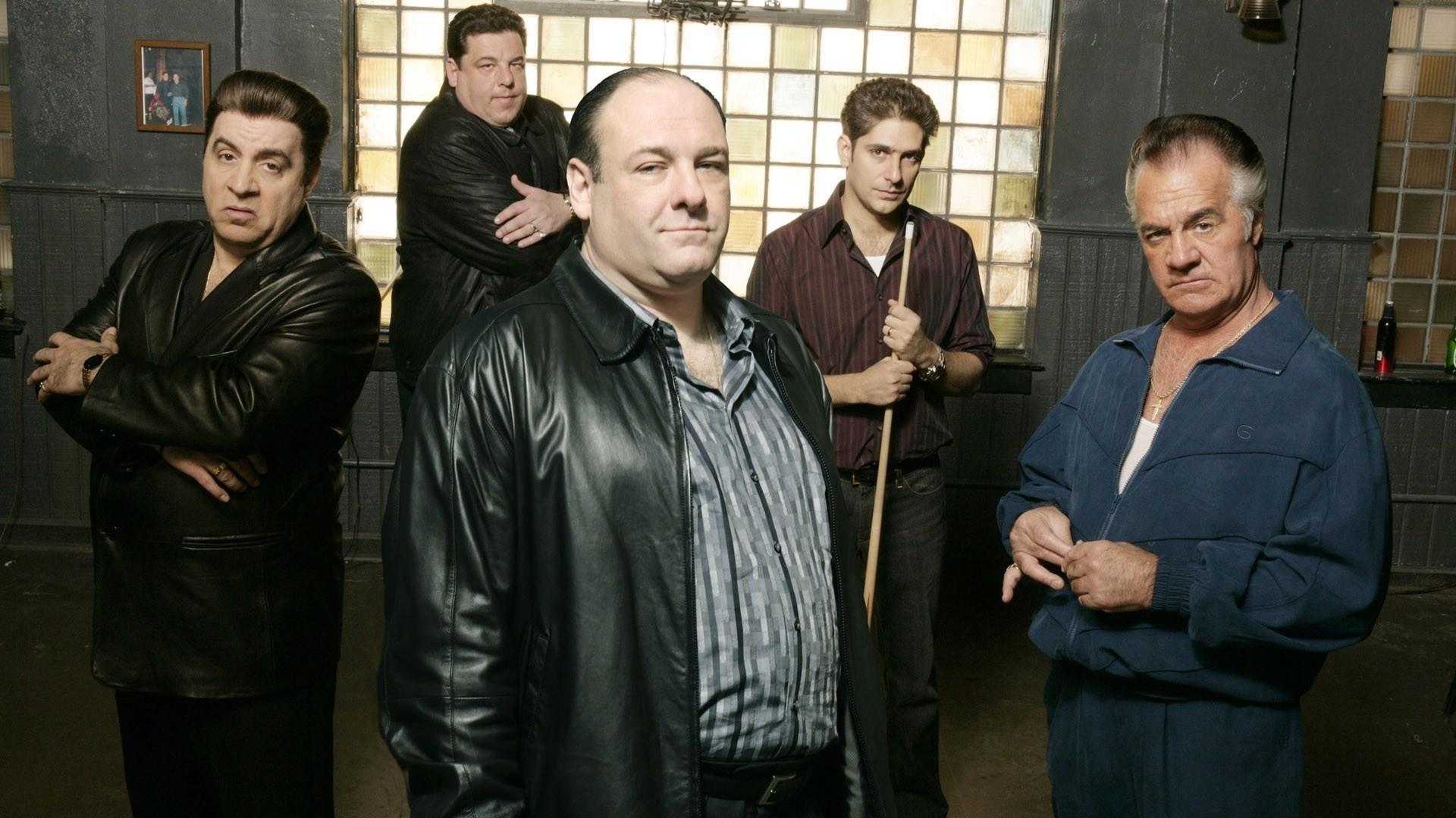 Cartaz do filme Os Sopranos