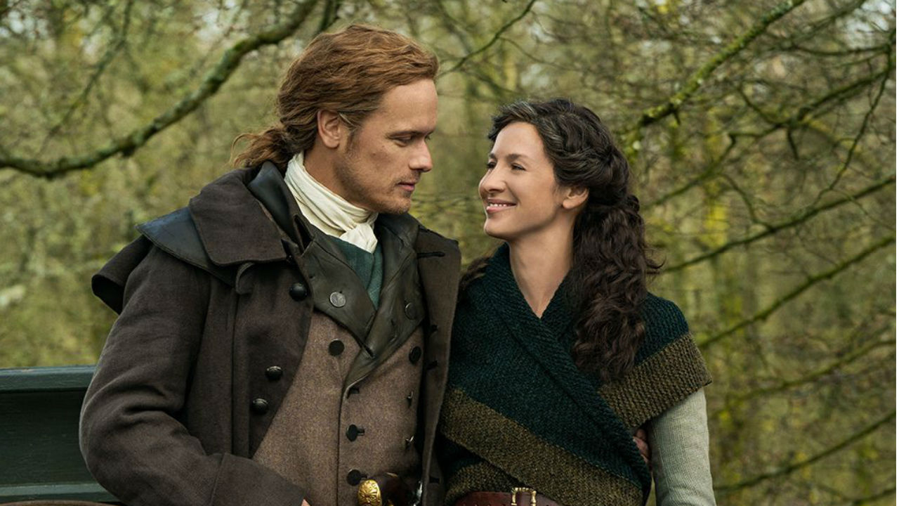 Cartaz do filme Outlander - O Filme