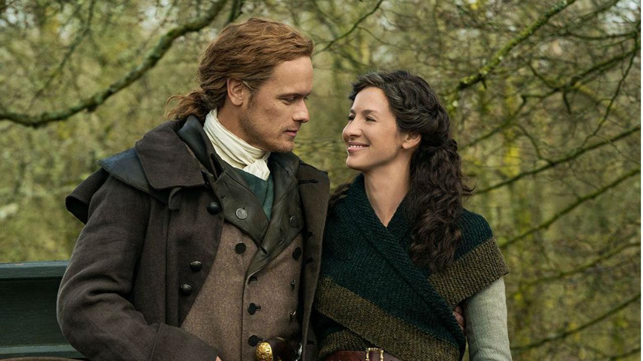 Cartaz do filme Outlander - O Filme
