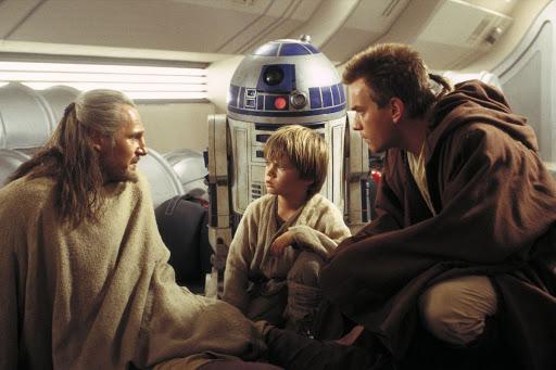 Filme Star Wars: Episódio I - A Ameaça Fantasma