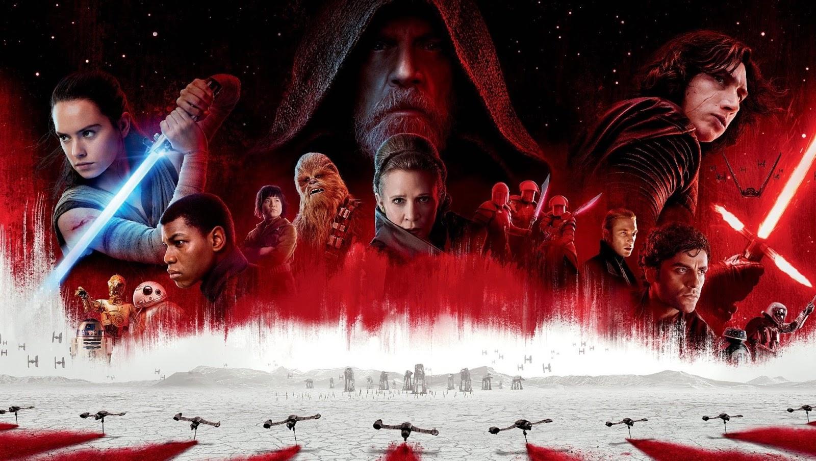 Star Wars: Episódio VIII – Os Últimos Jedi | É bom e Vale a pena Assistir? Filmes Parecidos, Como assistir, Trailer e Mais