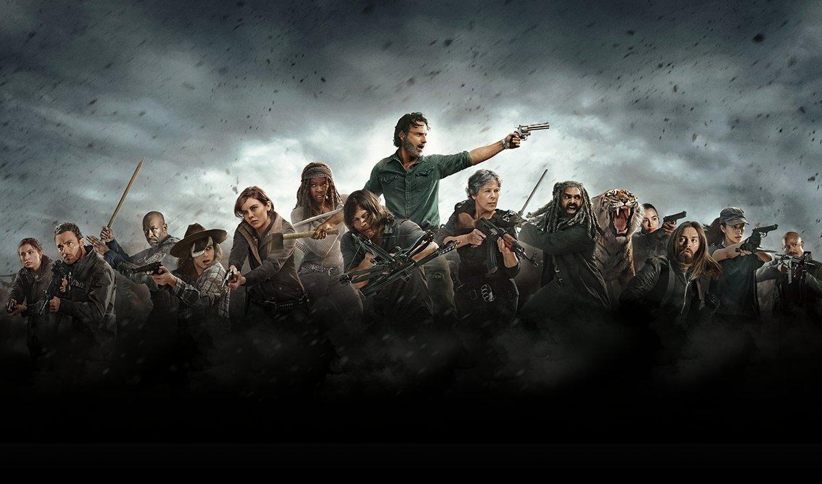 Cartaz do filme The Walking Dead - O Filme