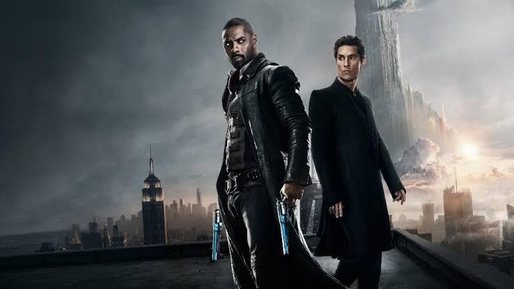 Cartaz do filme A Torre Negra - O Filme