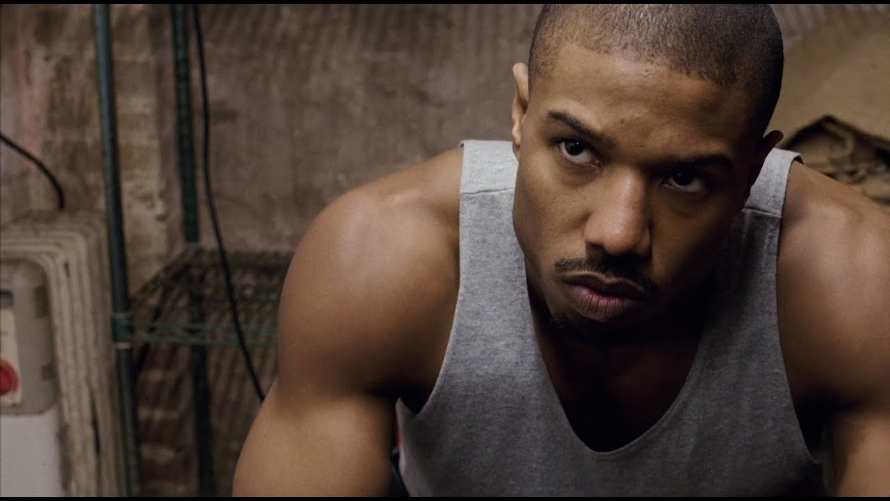 Cartaz do filme Creed: Nascido Para Lutar