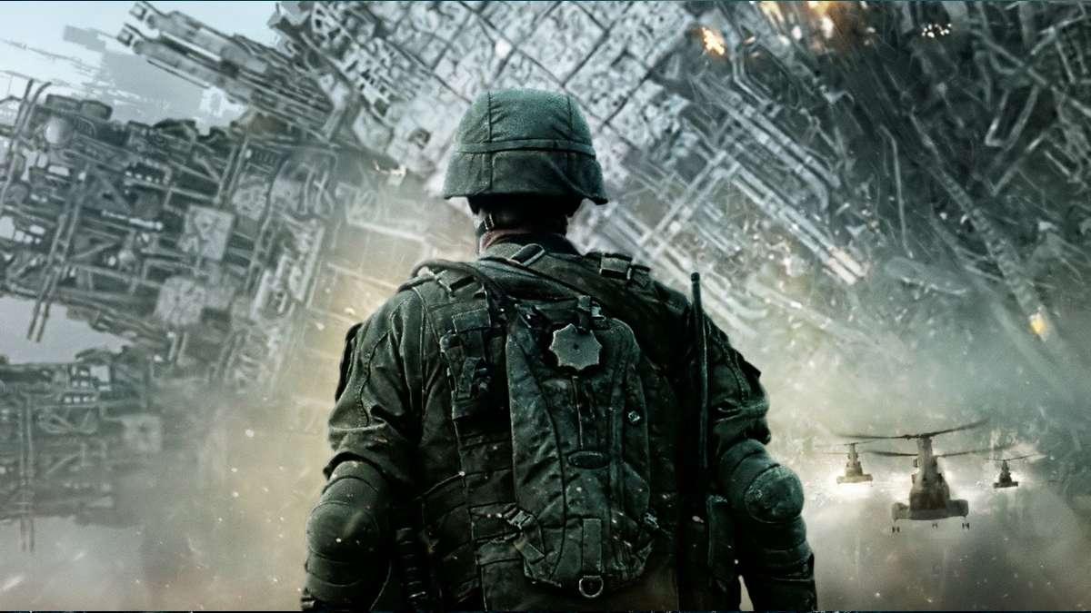 Cartaz do filme Invasão Do Mundo: Batalha De Los Angeles - O Filme