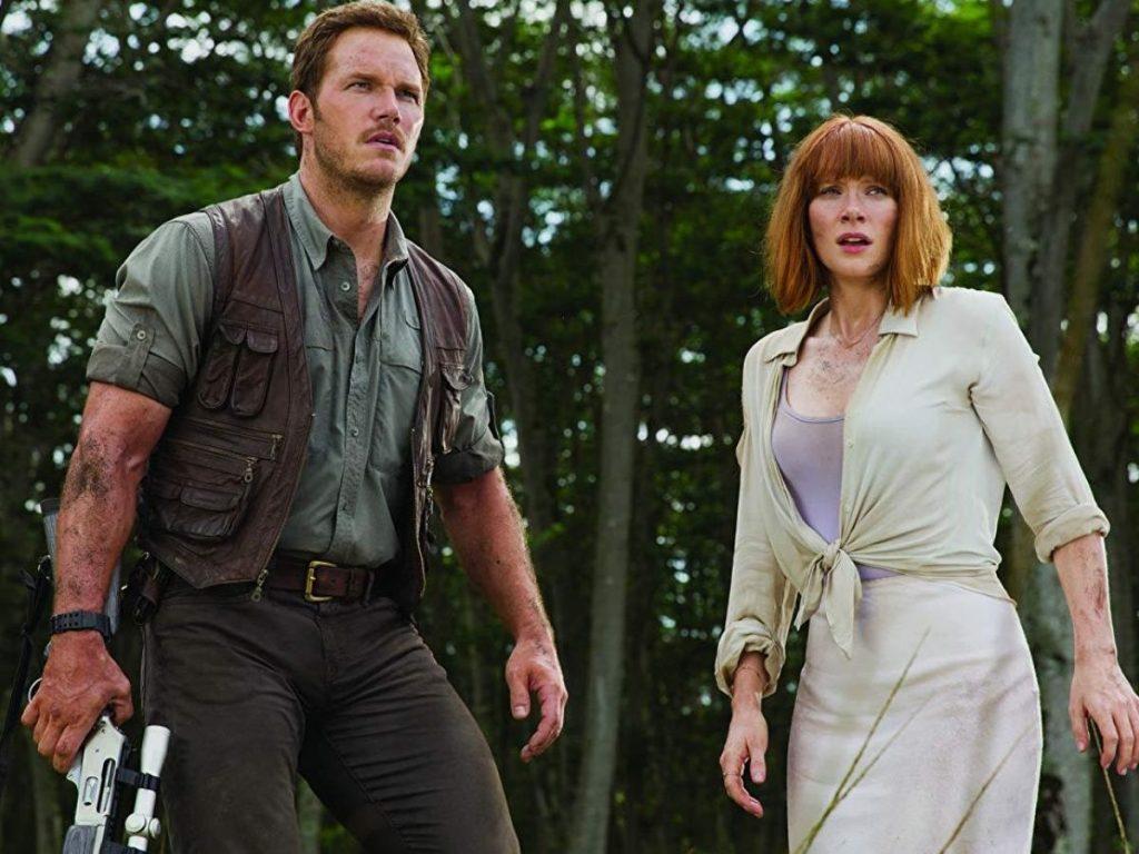 Cartaz do filme Jurassic World: O Mundo Dos Dinossauros