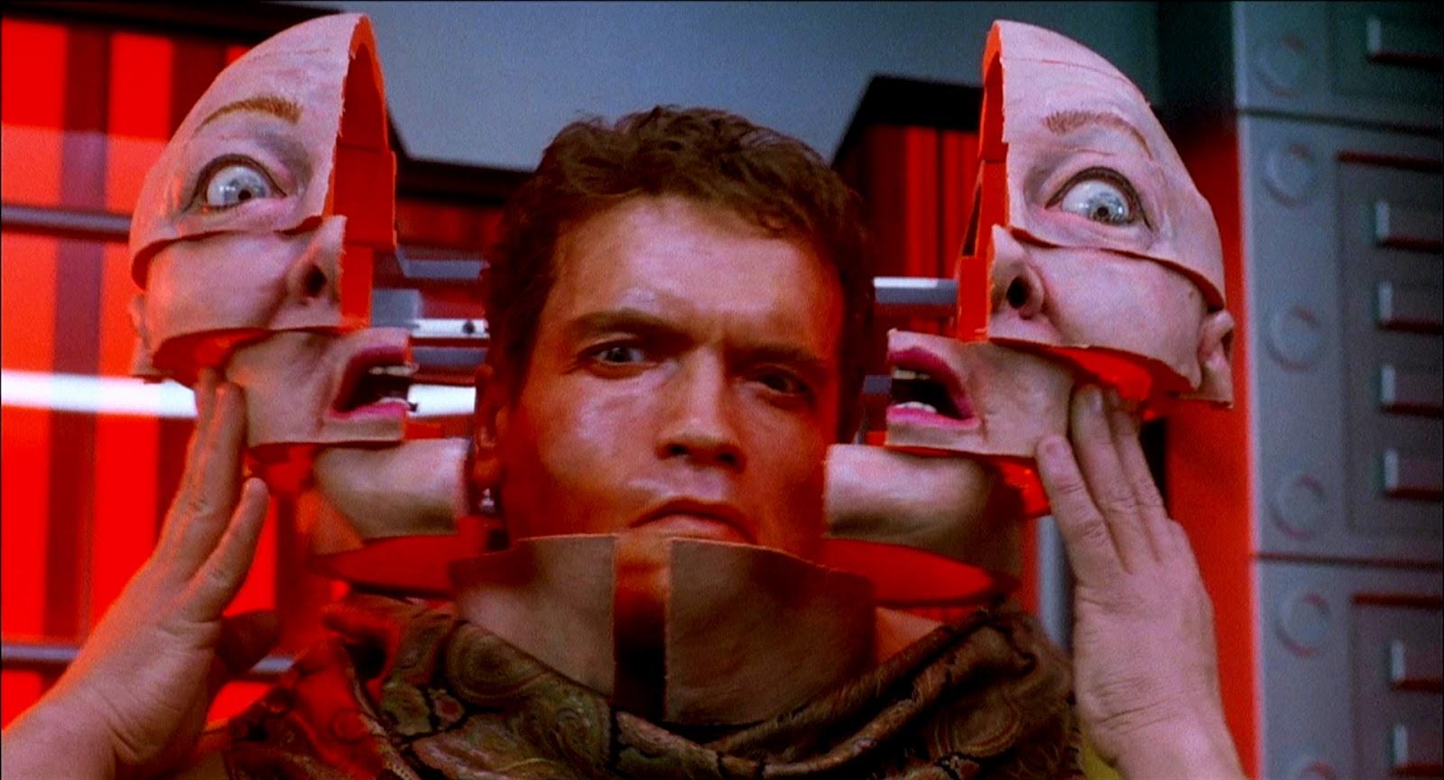 Cartaz do filme O Vingador do Futuro