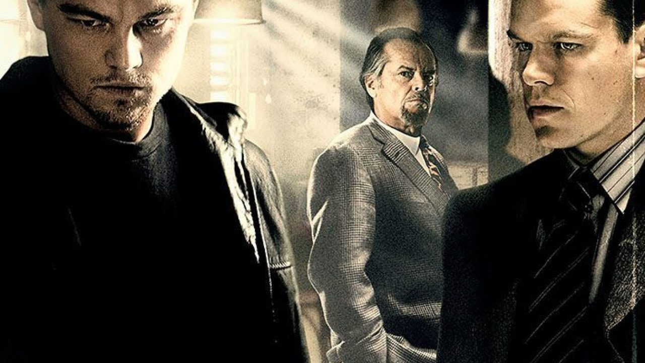 Cartaz do filme Os Infiltrados - O Filme