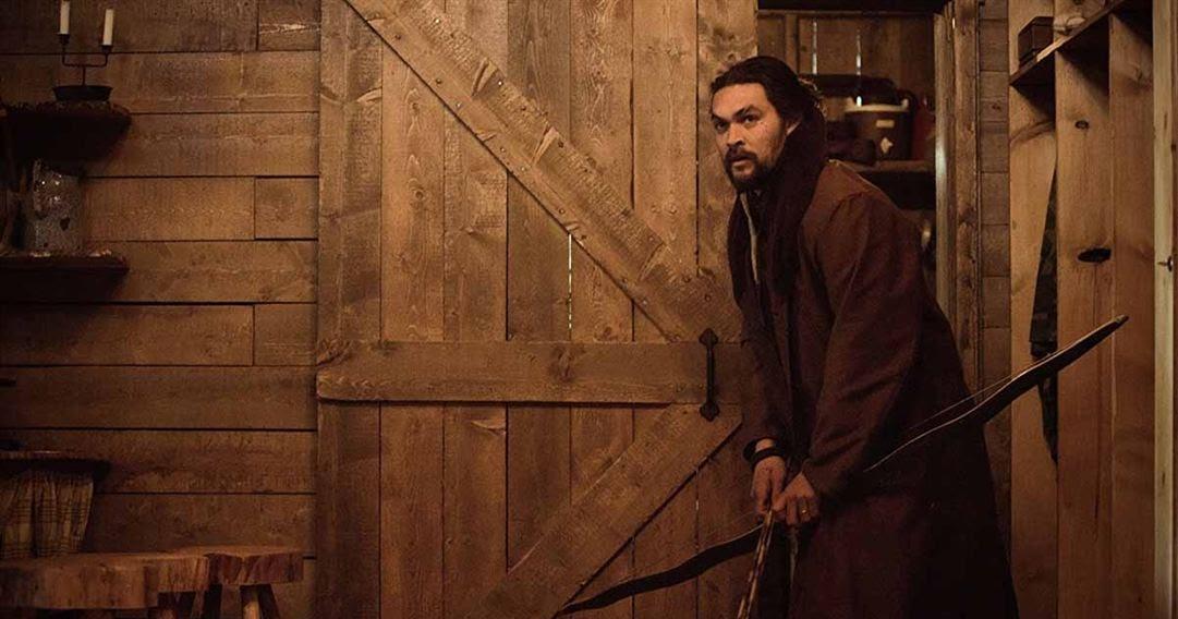 Cartaz do filme Braven: Perigo na Montanha - O Filme