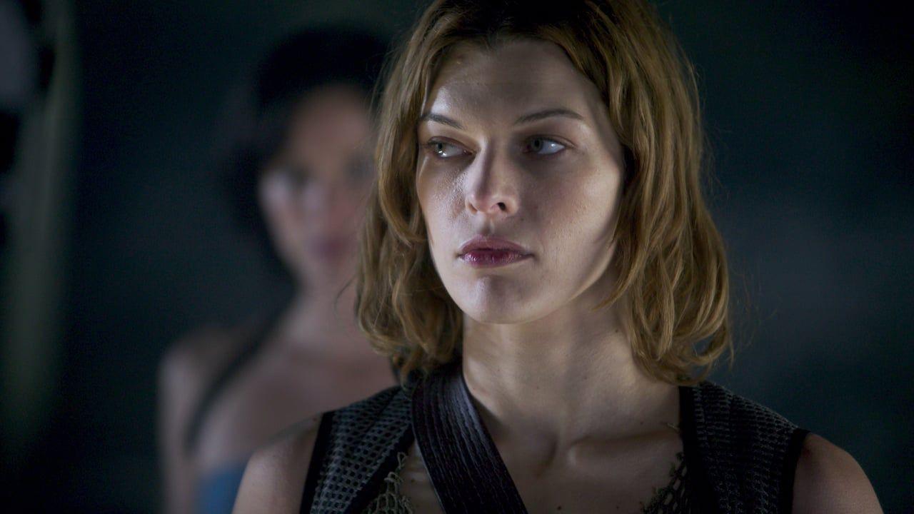 Cartaz do filme Resident Evil 2: Apocalipse - O Filme