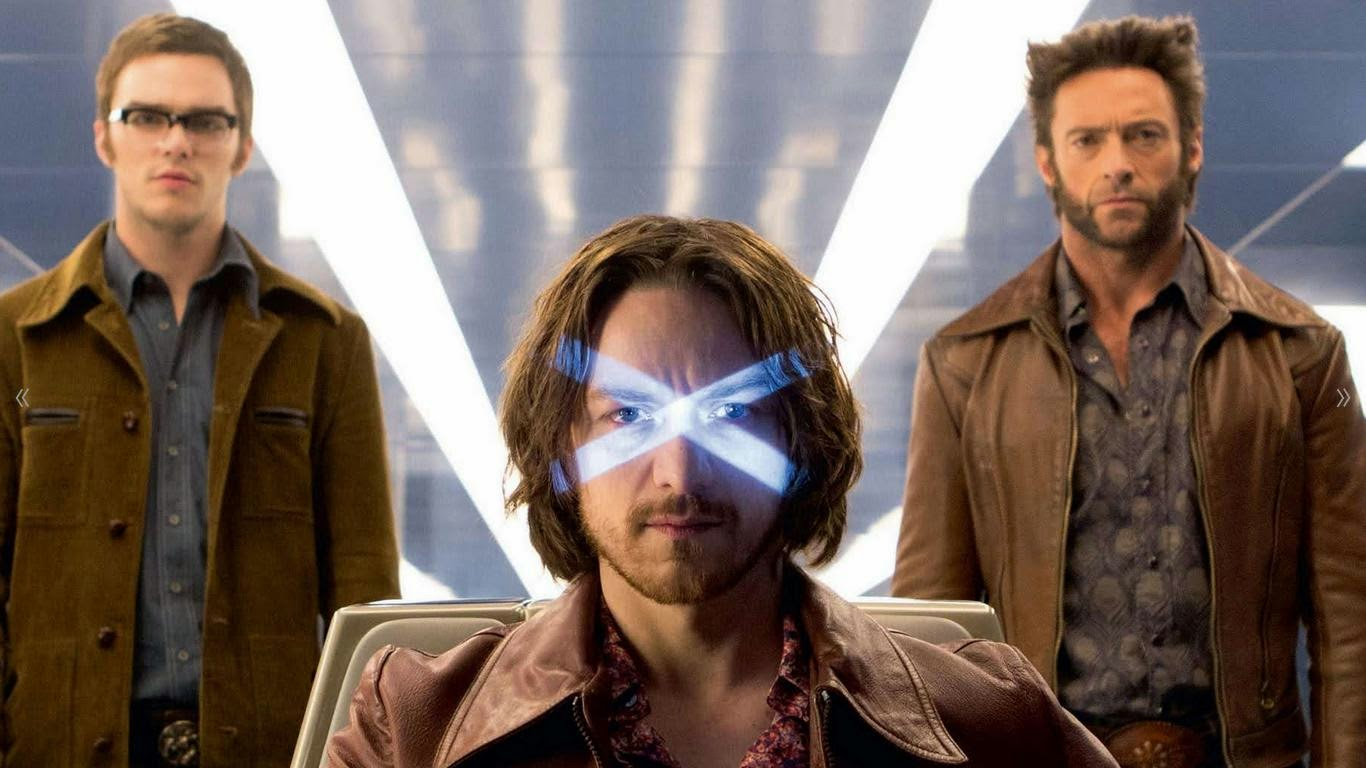 Cartaz do filme X-Men: Dias de um Futuro Esquecido - O Filme