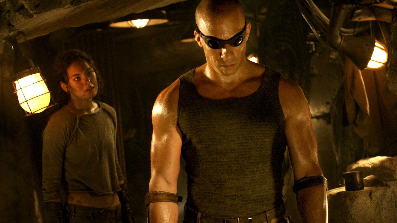 Filme A Batalha de Riddick