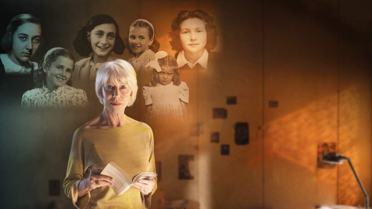 Cartaz do filme AnneFrank: Vidas Paralelas