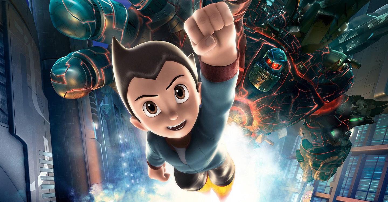 Cartaz do filme Astro Boy - O Filme