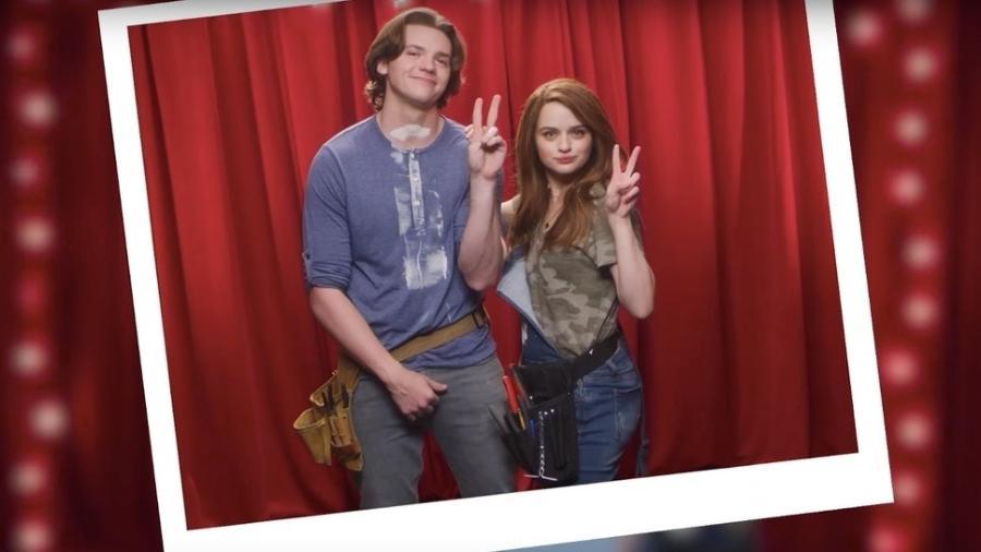 Veja o trailer que mostra o namoro à distância de Elle e Noah