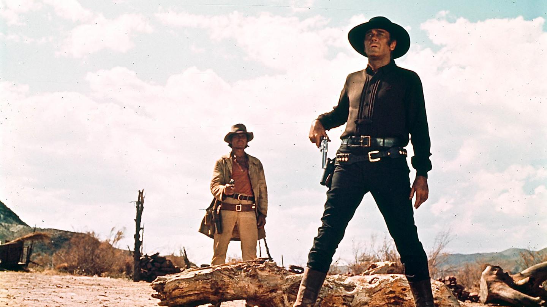Cartaz do filme Era Uma Vez no Oeste