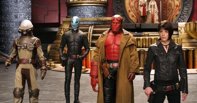 Filme Hellboy 2: O Exército Dourado