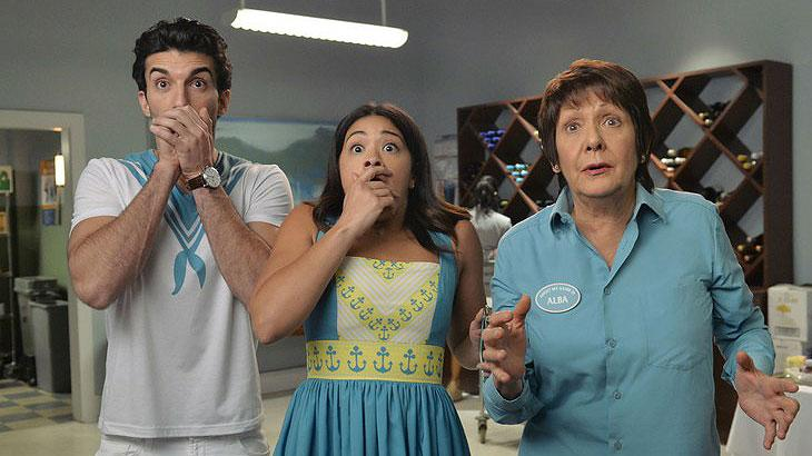 Cartaz do filme Jane The Virgin - O Filme