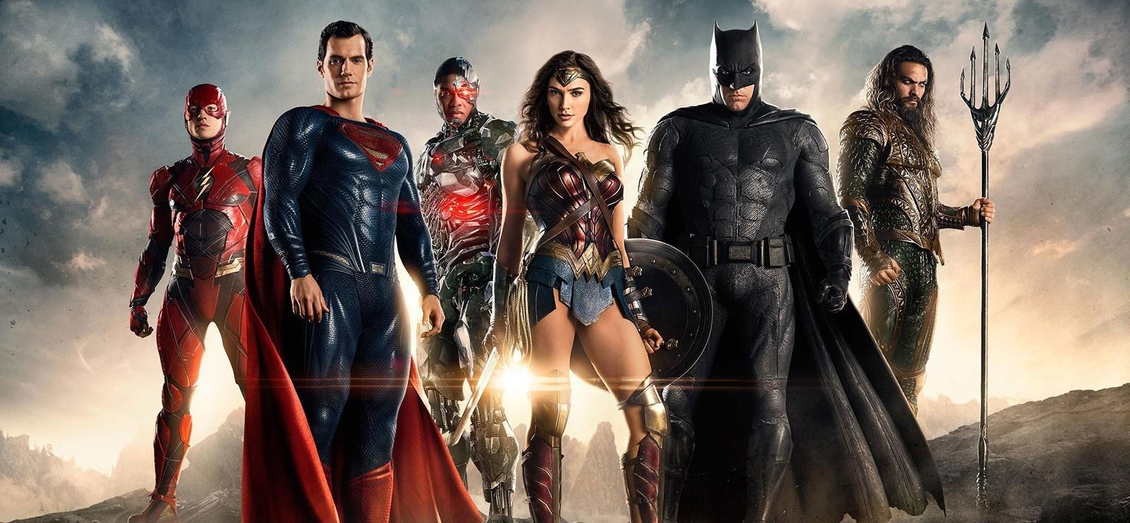 Filme Liga da Justiça