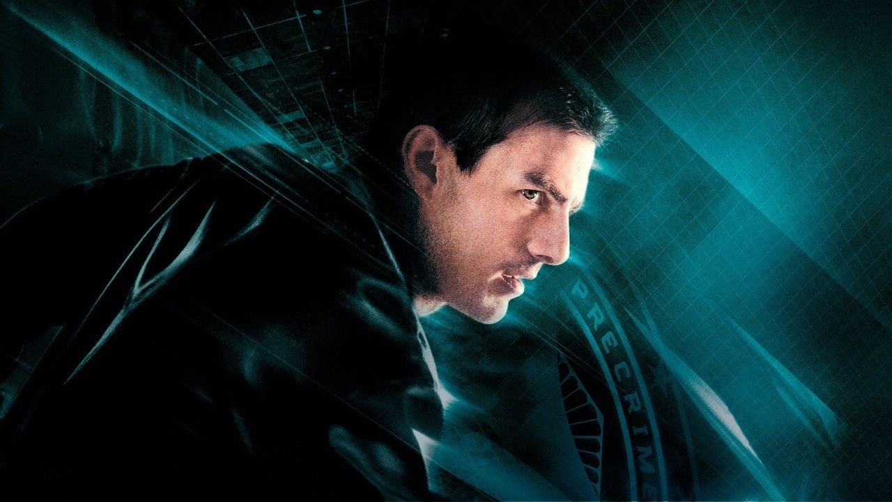 Cartaz do filme Minority Report: A Nova Lei