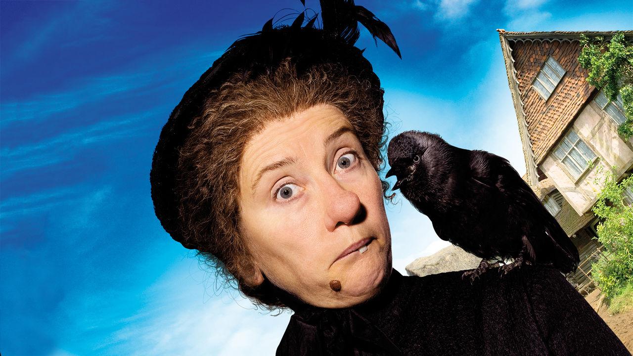 Cartaz do filme Nanny McPhee e as Lições Mágicas - O Filme