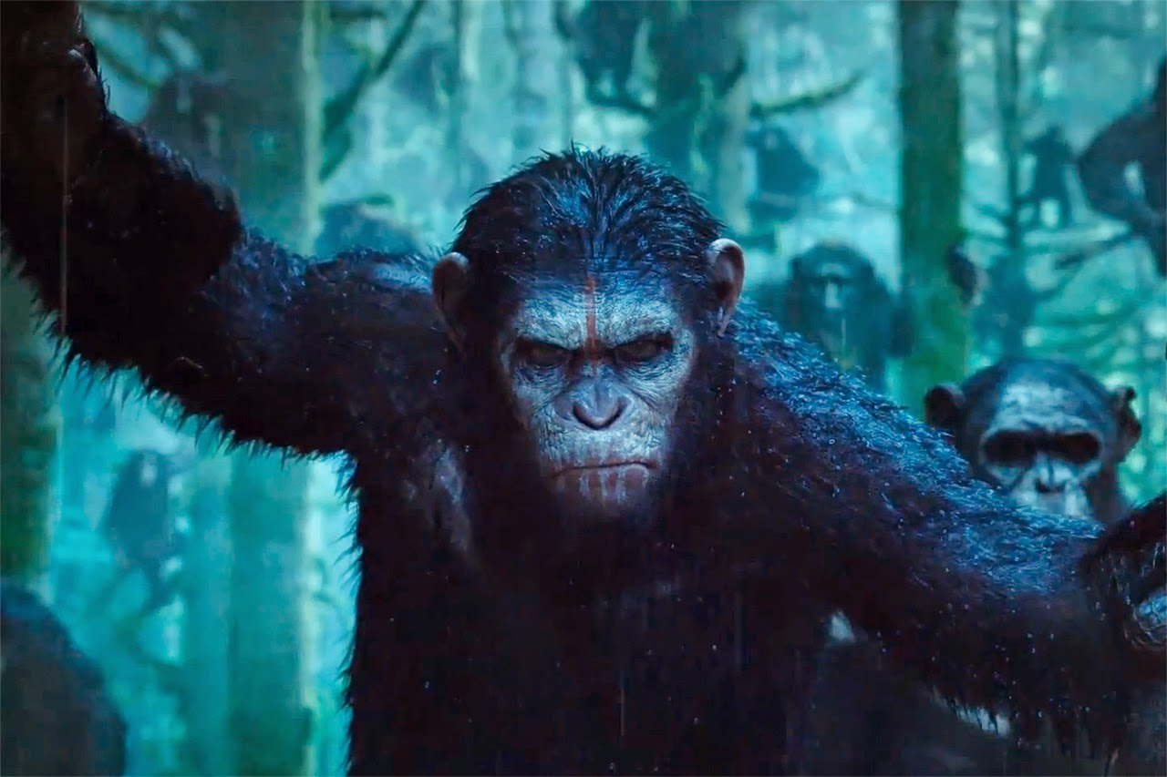 Filme Planeta dos Macacos: O Confronto