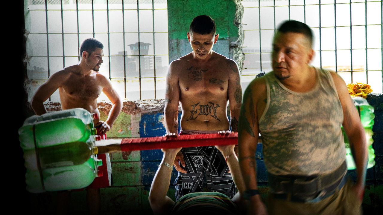 Cartaz do filme Por Dentro das Prisões Mais Severas do Mundo