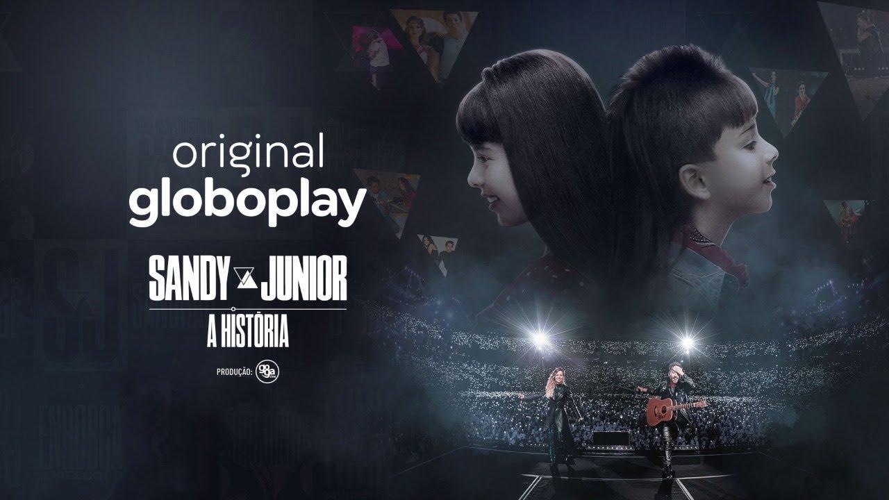 Filme Sandy e Junior: A História
