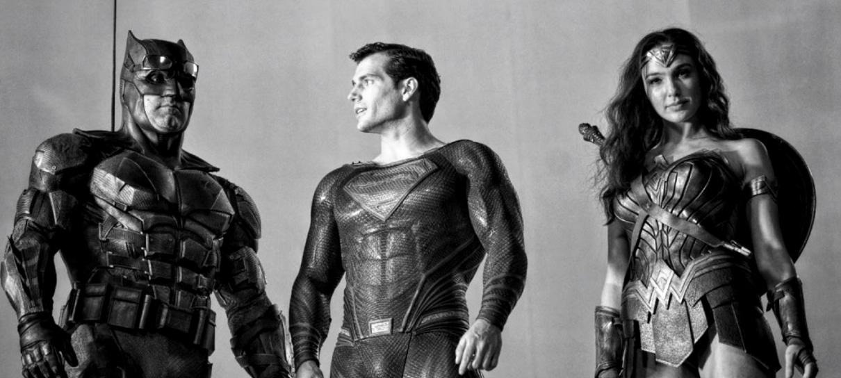 Liga da Justiça | Trailer do Snyder Cut mostra Darkseid e traje preto do Superman