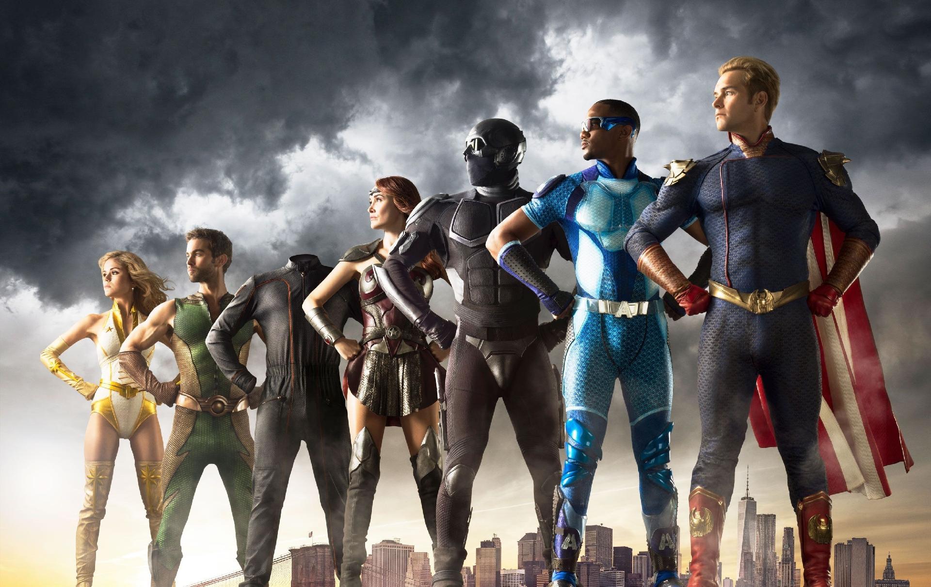 The Boys | Trailer sangrento apresenta Stormfront, a nova heroína da 2ª temporada