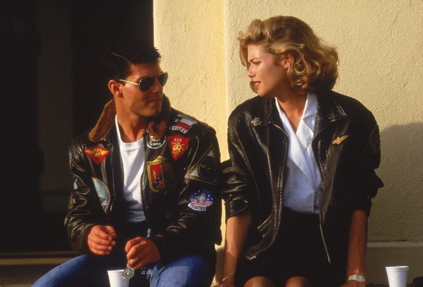Cartaz do filme Top Gun: Ases Indomáveis - O Filme