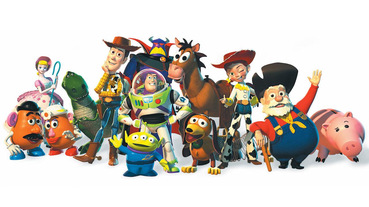Cartaz do filme Toy Story 2 - O Filme