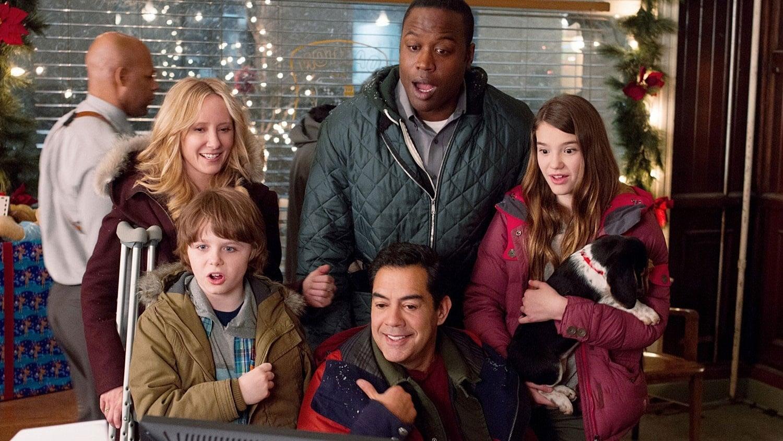 Cartaz do filme Um Natal em Família