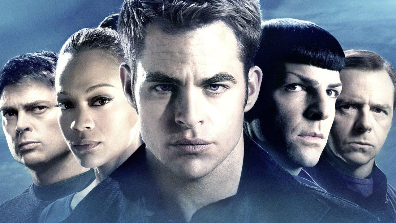 Filme Além da Escuridão: Star Trek