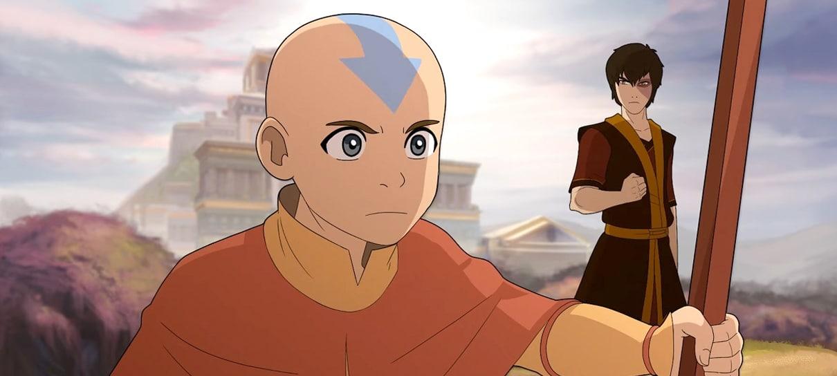 Criadores abandonam a produção da Netflix de Avatar: A Lenda de Aang