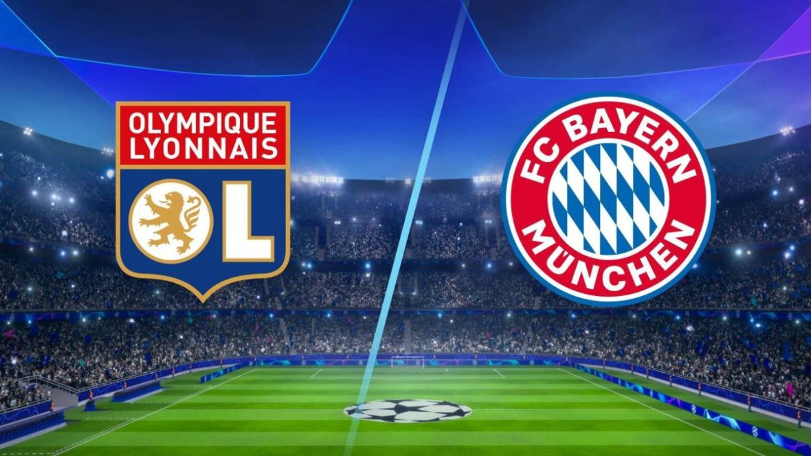 Onde assistir online Lyon e Bayern de Munique na Champions League