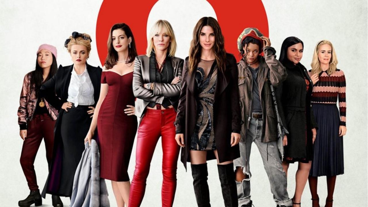 Filme Oito Mulheres e Um Segredo