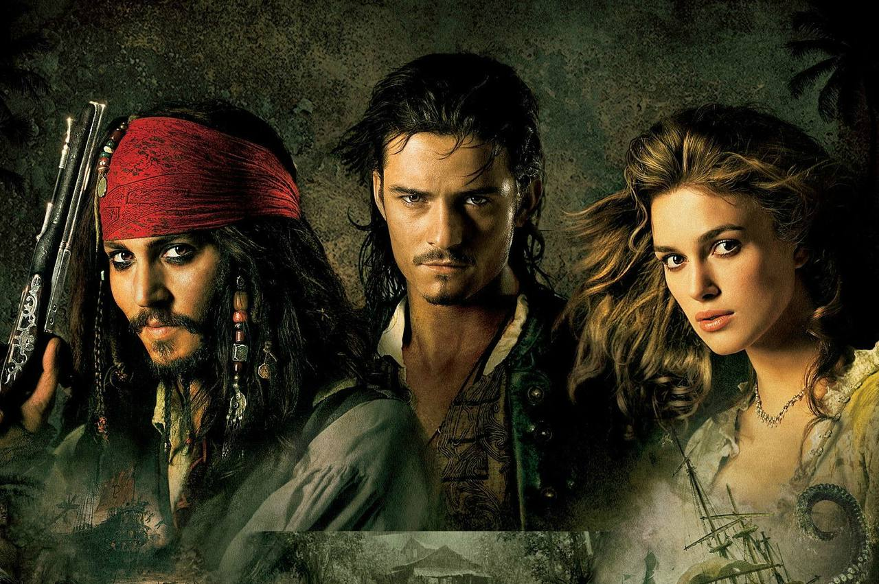 Filme Piratas do Caribe: O Baú da Morte
