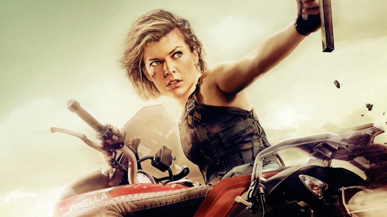 Filme Resident Evil 6: O Capítulo Final
