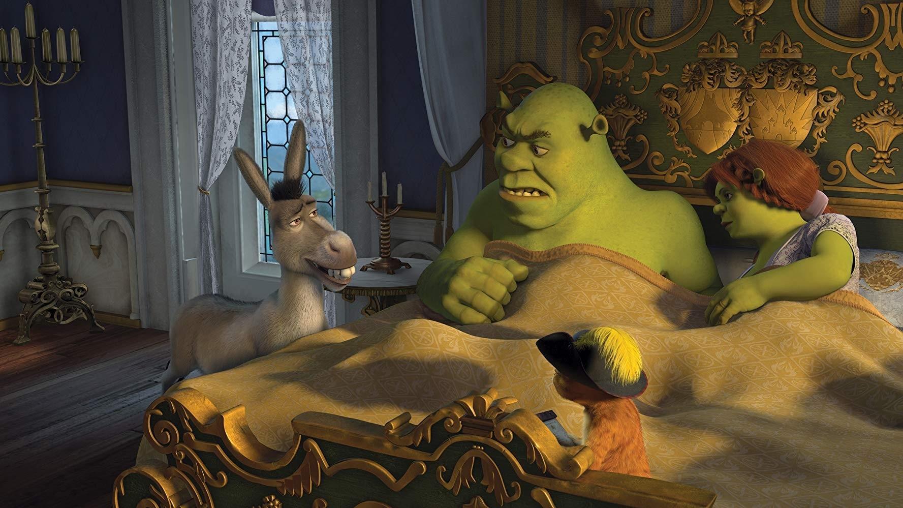 Filme Shrek Terceiro